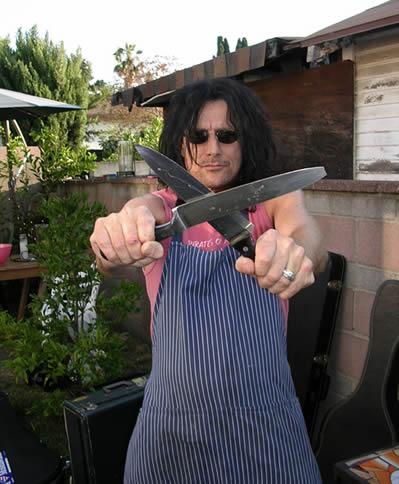 Bam the Pirate Chef